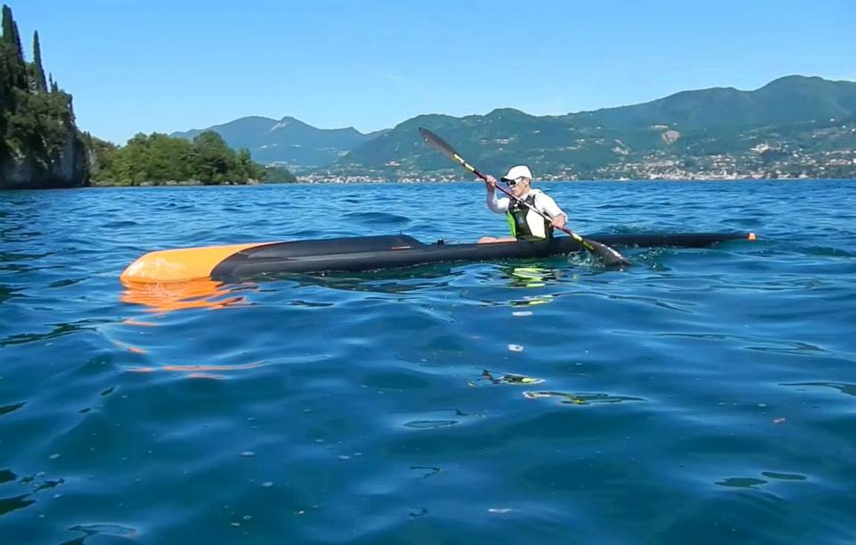 surfski from felci yacht