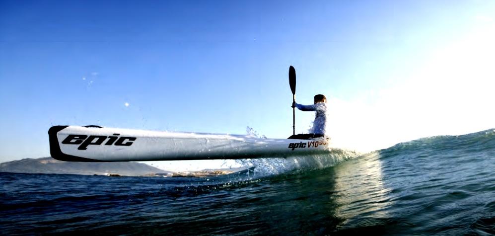 The New Epic V10 Sport (photo: Epic Kayaks)