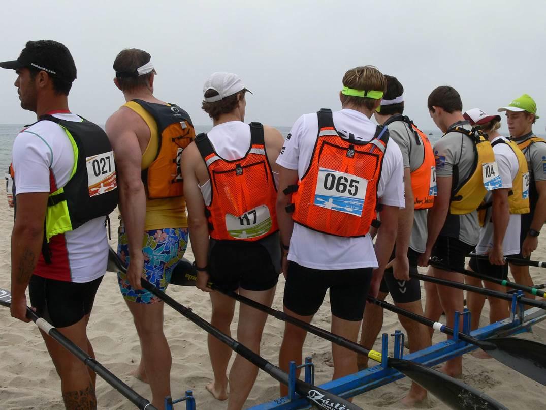 ocean racing start