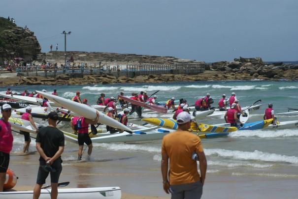 20 beaches launching
