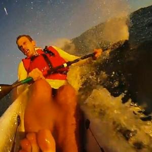 cape recife surfski wave