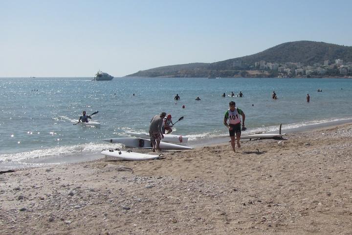 aegean surfski race 2014 3