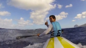 sean rice surfski world champ