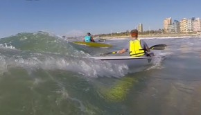 bay union surfski series