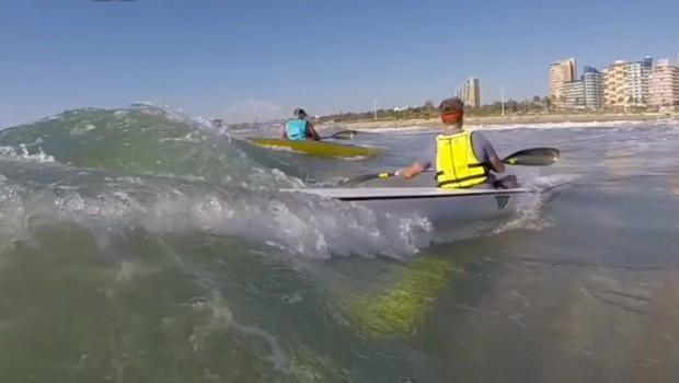 bay union surfski series