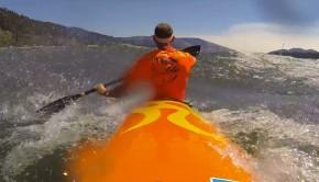columbia gorge river surfski