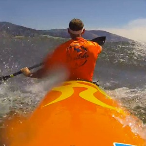 columbia gorge river surfski