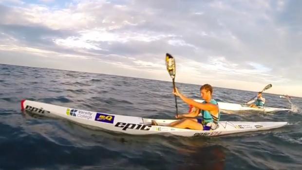 varsity surfski video
