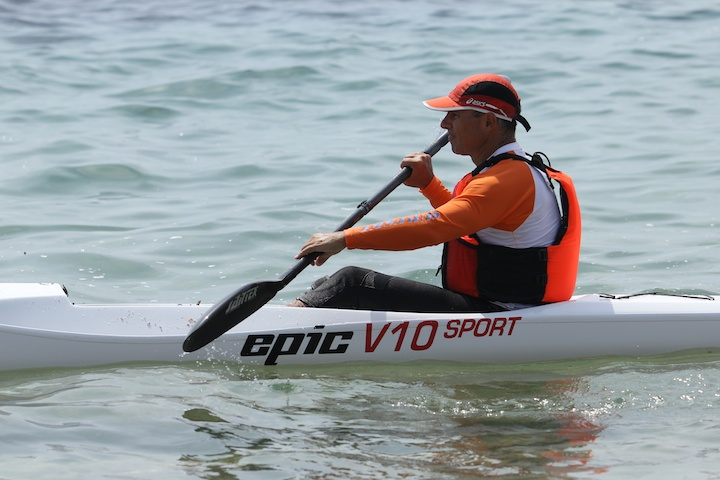 The new epic V10 Sport in Portugal