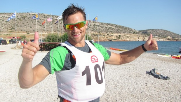 Jasper Mocke won all three races