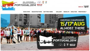 european surfski champs logo